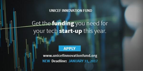 UNICEF apoia startups tecnológicas (by FabFoundation)
